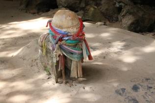 Smaller phallus shrine around the cave