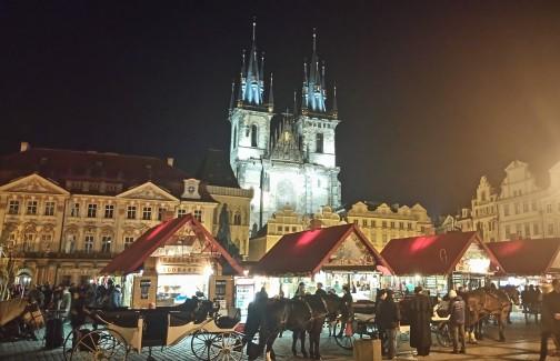 Easter Market in Prague