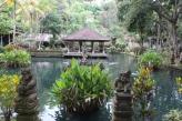The tranquil Pura Gunung Kawi Sebatu temple