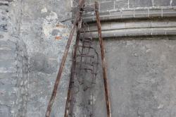More torture equipment at the underground prison, Prague Castle