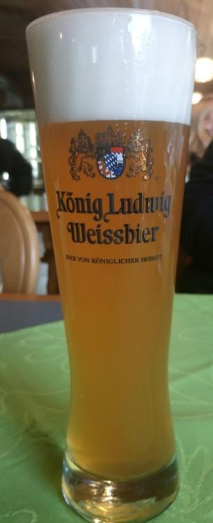 At the Allgäuer Stüberl
