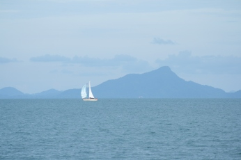 Sailing into endless beauty ((Picture Courtesy - https://www.behance.net/saraahmed15069))