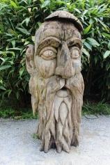 Interesting art at Insel Mainau