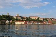 View of Meersburg as we sail towards it