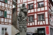 Cool fountain at Meersburg