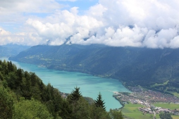 Interlaken - View of Lake Brienz