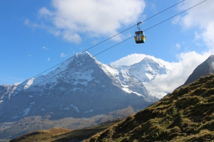 Männliechenbahn, Grindelwald