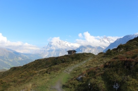 Männliechen trek, Grindelwald