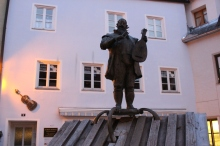 Kaspar Tieffenbrucker, a famous Luthier (string instrument) maker from the 16th century